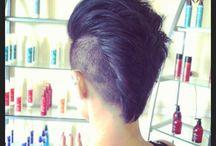 włosy hair / fryzury