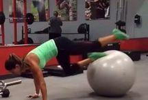 ejercicios con pelotas