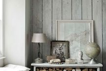 Living Spaces / interior design, home, living space, open space, scandinavian, modern, wood, rustic