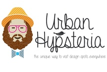 Urban Hypsteria at work! / Graphic design and illustrations, all by jnk artworks! Check for more: http://www.urbanhypsteria.com/jnk-artworks/