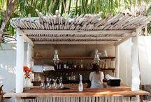 Bar exterieur