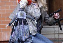 My teathre / Marionette di Ulla Dartin
