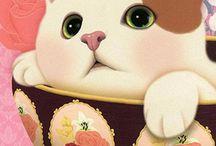 Choo choo cat