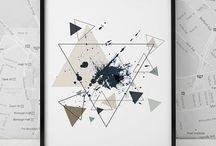 geometrisk kunst
