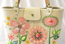 enid Collins handbags