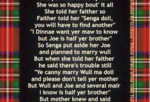 Scottish Banter  / Aye, only us scots