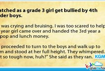 #Bullying is no cool