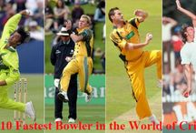 Top 10 Fastest Bowler in the World of Cricket