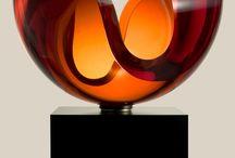 Beeldende kunst - Glas