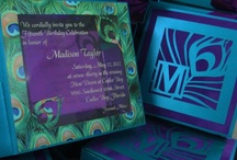Invitation Bliss / by The Modern Jewish Wedding