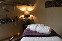 """Notre espace """"Détente & Relaxation"""" / La Bastide du Clos vous propose une relaxation complète à travers différents soins et massages..."""