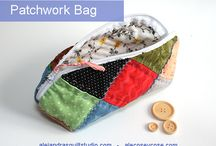 Quilted bags / Bolsas acolchadas