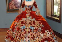 BALL GOWNS to die for....