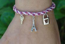 Cute Friendship Bracelets / Kumihimo, macramé y mucho más...