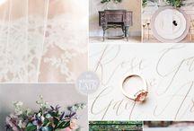 Pale Wedding Colour Scheme