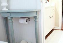 toilet/ badkamer