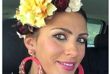 Flamenca y feria