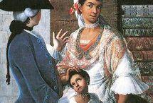 Castas y Costumbres