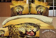 3D Bedding Sets - Animals