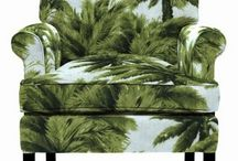 Tropical home inspiration / http://egiavarini.blogspot.it/2014/09/a-trend-of-moment-tropical-leaves.html