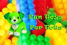 Fun Toys For Tots / ❤❤ Fun Toys For Tots are the keywords here is where Toys for Tots and Fun while Learning Come Together. ❤❤ Please stay within these bounds when pinning your pins about the best and latest educational and electronic toys. All are welcome. PM me to join. Savanna