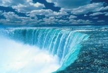 Waterfalls-water from God's hands / Waterfalls / by Dawn Rogers