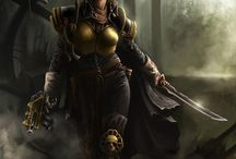 Faction: Sisters of Battle