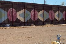 Wall of America....The Other Side... / Creativity / Adversity