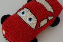 Crochet Disney Pixars