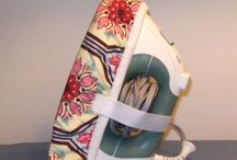how to sew iron cover