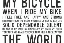 """Bicycle / LET""""s RIDE"""