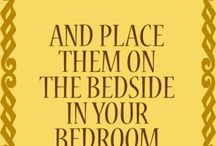 lemons next to bedside