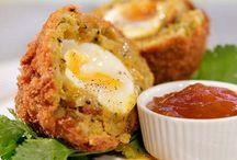 scotch eggs & more eggy delights