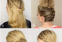 Holiday hairstyles ♥