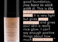 Product in the spolight / glo minerals and therapeutics