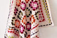 cuadrados crochet
