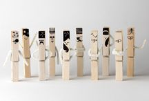 Pegs / Clothespins