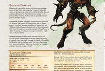 Dnd / Fantasy character art