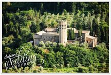 Medieval Abbey - Umbria