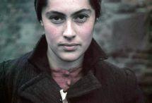 Jewish woman / Shot by Hugo Jaeger.