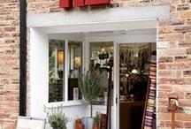 Shops + Restaurants Weltweit / Schöne Läden  Tolle Restaurants irgendwo auf diesem Planeten
