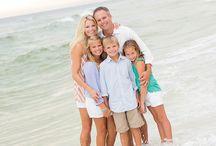 Familie foto inspirasjon