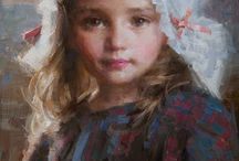 Child paintings