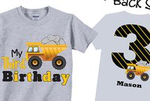 T-shirt Birthday