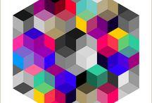 Hama n pixel pattern / Hama patterns and pixelated art