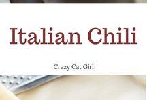 Recipe chili
