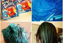 hair - the colour style