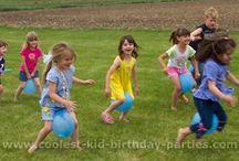 dětské párty