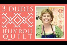 Quilting - Jelly Rolls