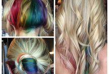 Barvení ( colorist )